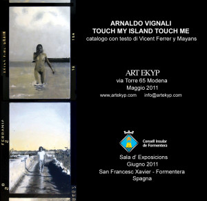 01 - Touch my Island Touch Me