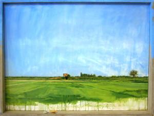03 93x126 cm. olio su tavola