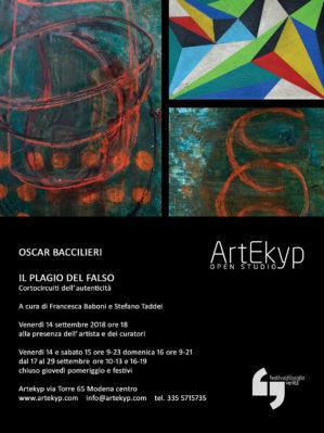 Oscar Baccilieri - Settembre 2018